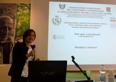 10 Geologo Lucia Brocchi