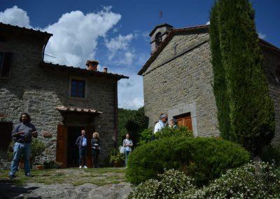 14 Sopralluogo 1 - Archeologo Riccardo Bargiacchi